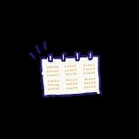 診察日カレンダー